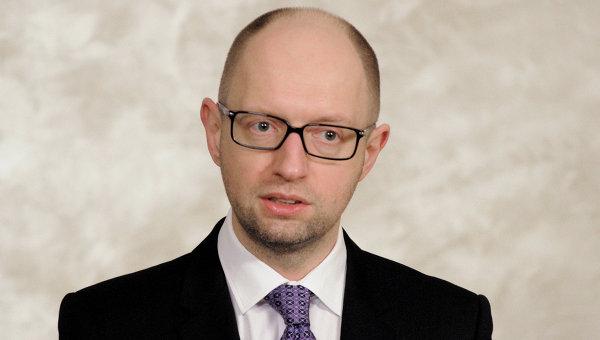Яценюк выдвинул четыре условия проведения выборов в Донбассе
