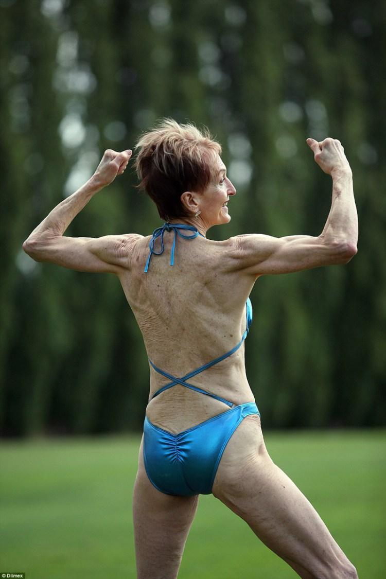 упражнения бодибилдингом в картинках