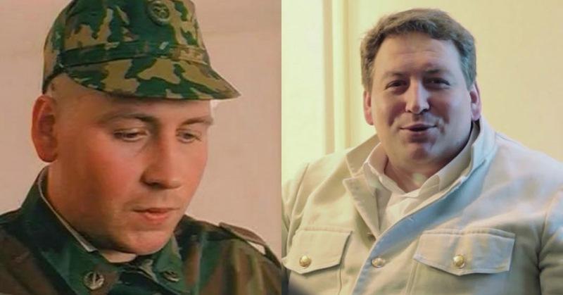 Актеры культового фильма «ДМБ» тогда и сейчас.