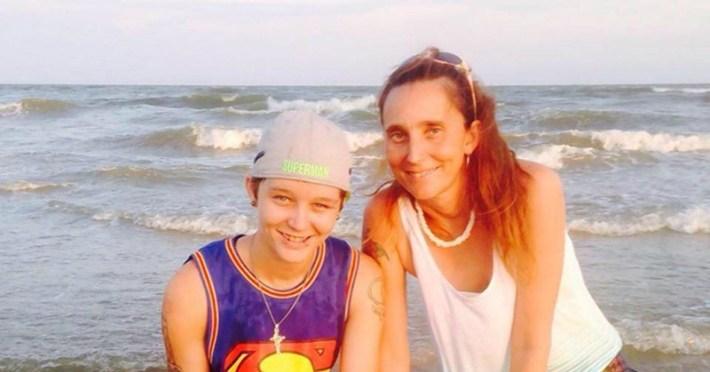 Американка Патрисия Спанн после развода с сыном женилась на дочери.