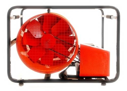Пожарный дымосос – эффективная очистка воздуха от дыма и газов